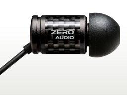 CARBO BASSO イヤホン ZERO AUDIO ゼロオーディオ CARBO BASSO(ZH-DX210-CB) 高音質 イヤホン 重低音 カナル型 有線イヤホン イヤフォン 【1年保証】 【送料無料】