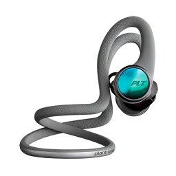 Plantronics BackBeat イヤホン Bluetooth ワイヤレス イヤホン Plantronics プラントロニクス BackBeat FIT 2100 グレー 【1年保証】【送料無料】
