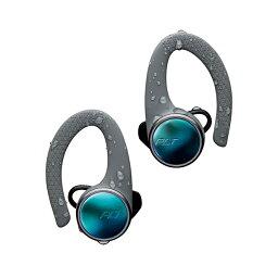 Plantronics BackBeat イヤホン Bluetooth 完全ワイヤレス イヤホン Plantronics プラントロニクス BackBeat FIT 3100 グレー 【1年保証】 【送料無料】