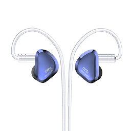 CARBO BASSO イヤホン iBasso Audio アイバッソオーディオ IT01S【Blue Mist】 高音質 イヤホン イヤフォン 【送料無料】 【1年保証】