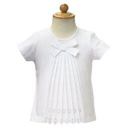 ベビー・ディオール ベビー服 ベビーディオール Baby Dior 半袖Tシャツ CD-0279WHT 【あす楽対応】【のし対応】【ブランド子供服】