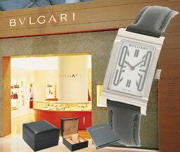 レッタンゴロ BVLGARI ブルガリ レッタンゴロ RT39SL ホワイト レディース 腕時計【楽ギフ_包装】【送料無料】