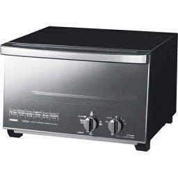 ツインバード 家電 調理家電 オーブントースター・トースター ツインバード ミラーガラスオーブントースター TS-D047B ブラック