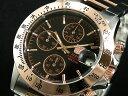 エルジン 腕時計(メンズ) 5000円以上送料無料 エルジン ELGIN クロノグラフ 腕時計 FK1184PG-B 【腕時計 国内正規品】 レビュー投稿で次回使える2000円クーポン全員にプレゼント