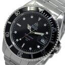 エルジン 腕時計(メンズ) 5000円以上送料無料 エルジン ELGIN 自動巻き メンズ 腕時計 FK1405S-B ブラック 【腕時計 国内正規品】 レビュー投稿で次回使える2000円クーポン全員にプレゼント