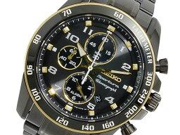 スポーチュラ レビュー投稿で次回使える2000円クーポン全員にプレゼント 直送 セイコー SEIKO Sportura クロノグラフ メンズ 腕時計 SNAF34P1 【腕時計 海外インポート品】
