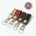 KC's KC'S ケーシーズ 5セント コンチョ キーリング カービングモデル KPK006