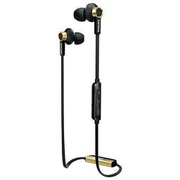 フィリップス イヤホン フィリップス(PHILIPS) ワイヤレスBluetoothヘッドフォン TX2BTBK(ブラック)
