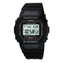 カシオ G-SHOCK 腕時計(メンズ) CASIO GW-5000-1JF G-SHOCK(ジーショック) ソーラー電波 メンズ