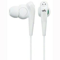 ソニー ノイズキャンセリング イヤホン ソニー MDR-NWNC33-W(ホワイト) ノイズキャンセリング機能搭載ウォークマン専用ヘッドホン