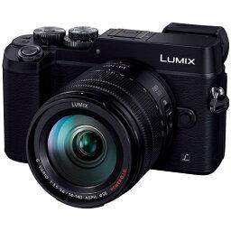 パナソニック パナソニック LUMIX DMC-GX8H-K 高倍率ズームレンズキット(ブラック)