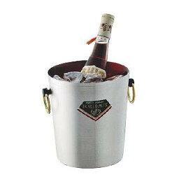 ステンレスワインクーラー 『 ワインクーラー シャンパンクーラー 』 MS 18-0ステンレス パーティクーラー チャオ 4LMR-310