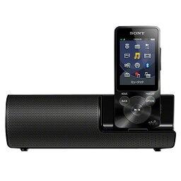 オーディオ 【送料無料】SONY デジタルオーディオプレーヤー(8GB) ウォークマン ブラック NW-S14K B [NWS14KB]【KK9N0D18P】