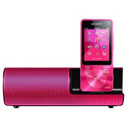 オーディオ 【送料無料】SONY デジタルオーディオプレーヤー(8GB) ウォークマン ビビッドピンク NW-S14K P [NWS14KP]【KK9N0D18P】