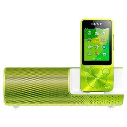 オーディオ 【送料無料】SONY デジタルオーディオプレーヤー(8GB) ウォークマン グリーン NW-S14K G [NWS14KG]【KK9N0D18P】