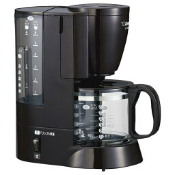 ブラウン コーヒーメーカー 象印 コーヒーメーカー 珈琲通 ダークブラウン EC-AK60-TD [ECAK60TD]
