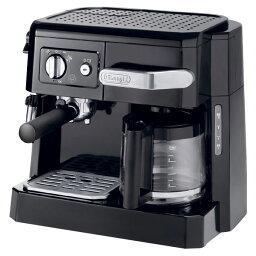 デロンギ コーヒーメーカー 【送料無料】デロンギ コーヒーメーカー ブラック BCO410J-B [BCO410JB]