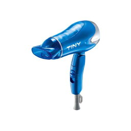 コイズミ(KOIZUMI)TiNY ヘアドライヤー KOIZUMI マイナスイオンヘアドライヤー TiNY ブルー KHD-9700/A [KHD9700A]