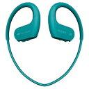 オーディオ SONY ポータブルオーディオプレーヤー(4GB) ウォークマンWシリーズ[メモリータイプ] ブルー NW-WS623 L [NWWS623L]【RNH】