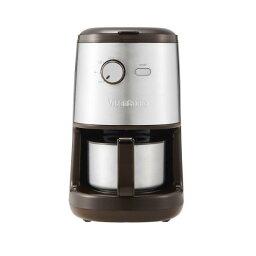 ブラウン コーヒーメーカー ビタントニオ コーヒーメーカー Vitantonio ブラウン VCD-200-B [VCD200B]【MVSP】