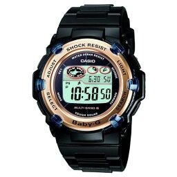 カシオ Baby-G 腕時計(メンズ) カシオ 腕時計 BABY-G ブラック BGR-3003-1JF [BGR30031JF]