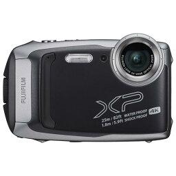 FinePix 富士フイルム デジタルカメラ FinePix XP Series ダークシルバー FFX-XP140DS [FFXXP140DS]【RNH】