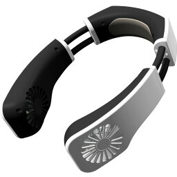 ネッククーラー トレードワン USBハイブリッドネッククーラー ホワイト&ブラック 70157WH/BKハイブリツドネツクク-ラ- [70157WHBKハイブリツドネツクク-ラ-]【SPMS】