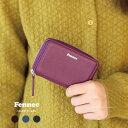 フェネック 財布 Fennec Soft Mini Pocket フェネック レディース レザー ラウンドファスナー 薄い ミニ財布 韓国ブランド 韓国ファッション 女子 おしゃれ かわいい 誕生日 クリスマス プレゼント 旅行 コンパクト財布 ミニ財布