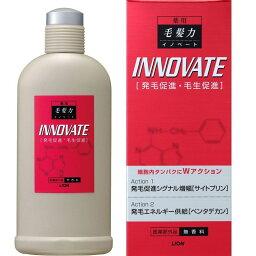 毛髪力 育毛剤 ライオン 薬用毛髪力イノベート 200ML 育毛剤