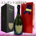 ドンペリニヨンのワインギフト エレガントラッピング ドンペリニヨン 2008 専用箱入り正規輸入品