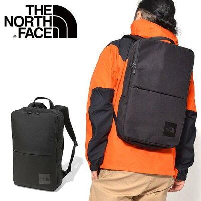 送料無料 ザ・ノースフェイス THE NORTH FACE シャトルデイパック スリム SHUTTLE DAYPACK Slim 18L ビジネスバッグ NM81603 リュック バックパック 仕事