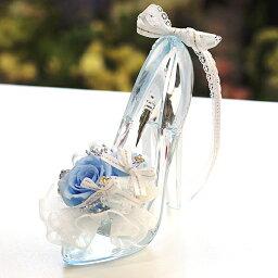 ディズニープリザーブドフラワー プリザーブドフラワー プリザーブド フラワー ギフト 誕生日 結婚祝い プレゼント 贈り物 お祝い 電報 結婚式 結婚記念日 ガラスの靴 ハイヒール プロポーズ 女性 彼女 花 ディズニー フラワーギフト おしゃれ かわいい 靴 プリンセスヒール リングピロー モデル