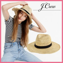 ジェイクルー 【日本未入荷! 海外限定!】 J.CREW (ジェイ クルー) WIDE-BRIM PACKABLE STRAW HAT (ワイド ブリム パッカブル ストロー ハット) レディース 帽子 日焼け防止 折りたたみ STRAW パナマ ベージュ G6551 NA6219 JCREW ENDLESS TRIP ENDLESSTRIP エンドレストリップ