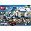 レゴブロック LEGO 60139 シティ ポリストラック司令本部 おもちゃ こども 子供 レゴ ブロック 6歳