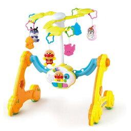 ベッドメリー アンパンマン 8WAY ウォーカーまでへんしん!よくばりメリー おもちゃ こども 子供 知育 勉強 ベビー 0歳