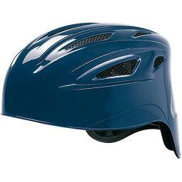 キャッチャー防具 ミズノ MIZUNO 軟式キャッチャーヘルメット 14/ネイビー 1DJHC20114