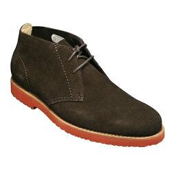 クラークス 【Clarks(クラークス)】世界最高峰のスエード素材を使用!デザートブーツ・MEAD WELL(ミードウェル)・705C(ダークブラウンスエード)20347124/メンズ 靴