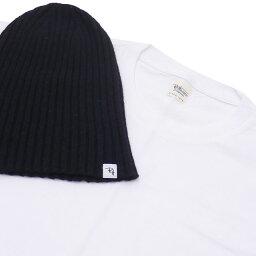 ロンハーマン ロンハーマン Ron Herman BOX GIFT BEANIE&TEE SET Tシャツ ビーニー セット メンズ 290004849041