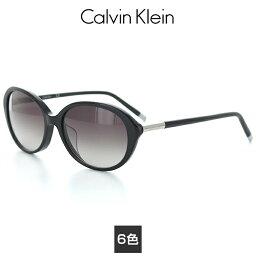 カルバンクライン 【送料無料】【国内正規品】カルバンクライン サングラス CK-4343SA 55サイズ オーバル レディース 女性用 Calvin Klein レディース プラスチック UVカット 紫外線カット