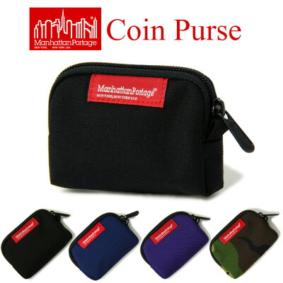【メール便可】 Manhattan Portage マンハッタンポーテージ Coin Purse コインケース ( 財布 メンズ レディース MP1008 )