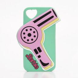 バービー iphone ケース iPhone7 ケースバービー Barbie Design アメコミ シリコン カバー ドライヤー柄 LP-BI7SSACB /在庫あり/ アイフォン7 カバー アイフォーン スマホケース 送料無料