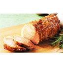 焼豚 【ふるさと納税】富山県産モモ焼き豚 【肉の加工品・チャーシュー・焼豚・ぶた肉・もも肉】