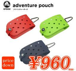 クロックス crocs【クロックス】 adventure pouch/アドベンチャー ポーチ