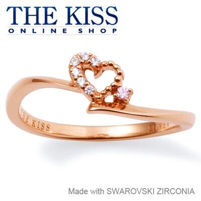 【あす楽対応】 THE KISS 公式サイト シルバー リング ( レディース ) レディースジュエリー・アクセサリー ジュエリーブランド THEKISS リング・指輪 SR1287CB ザキス 【送料無料】