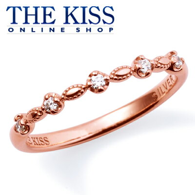 【あす楽対応】THE KISS 公式サイト シルバー リング ( レディース ) レディースジュエリー・アクセサリー スワロフスキージルコニア ジュエリーブランド THEKISS リング・指輪 記念日 プレゼント SR2915CB ザキス 【送料無料】