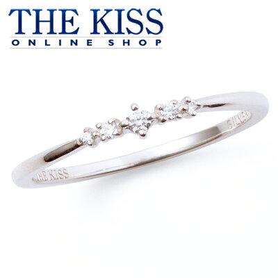 【あす楽対応】THE KISS 公式サイト シルバー リング ( レディース ) レディースジュエリー・アクセサリー スワロフスキージルコニア ジュエリーブランド THEKISS リング・指輪 記念日 プレゼント SR2930CB ザキス 【送料無料】