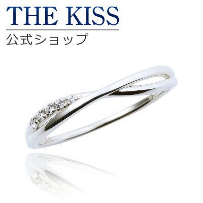 【あす楽対応】THE KISS 公式サイト シルバー リング ( レディース ) レディースジュエリー・アクセサリー スワロフスキージルコニア ジュエリーブランド THEKISS リング・指輪 記念日 プレゼント SR2016CB ザキス 【送料無料】