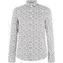 カルバン・クライン カルバンクライン Calvin Klein メンズ シャツ トップス【Floral Print Shirt】Port XUU