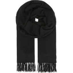 マックスマーラ マックスマーラ max mara レディース アクセサリー スカーフ・マフラー【cashmere scarf】Black