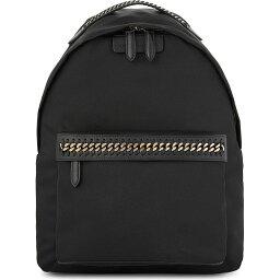 ステラ マッカートニー ステラ マッカートニー stella mccartney レディース バッグ バックパック・リュック【chain large nylon backpack】Black
